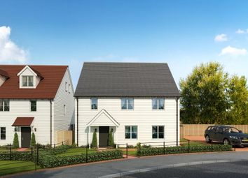 Thumbnail 4 bed detached house for sale in Stockwood Meadow, Staplecross, East Sussex