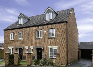 Thumbnail 4 bedroom semi-detached house for sale in Wet Earth Green, Swinton, Manchester
