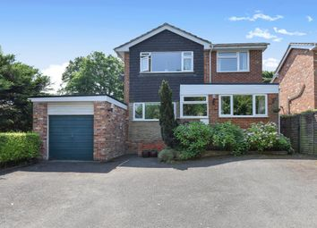 Thumbnail 4 bedroom detached house for sale in Ray Park Road, Maidenhead