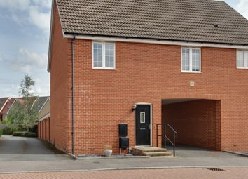 Thumbnail 2 bed flat to rent in Livings Way, Stansted