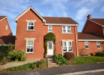 Thumbnail 4 bed link-detached house for sale in Graham Way, Cotford St. Luke, Taunton
