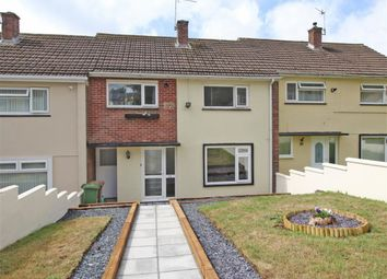 Thumbnail 3 bed end terrace house for sale in Hilton Avenue, Manadon, Plymouth