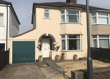 Thumbnail 3 bedroom property for sale in Overndale Road, Downend, Bristol