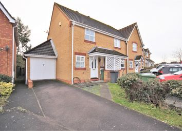Thumbnail 2 bed semi-detached house to rent in Coriander Way, Whiteley, Fareham