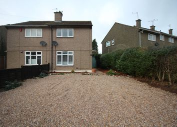 Thumbnail 2 bed semi-detached house to rent in Julian Road, Leicester