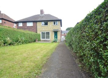 Thumbnail 3 bedroom semi-detached house for sale in Scott Hall Road, Leeds