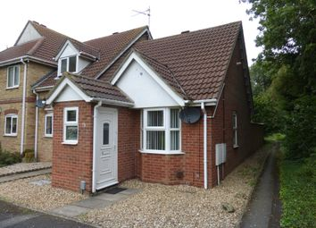 Thumbnail 1 bed terraced bungalow for sale in Armada Close, Wisbech