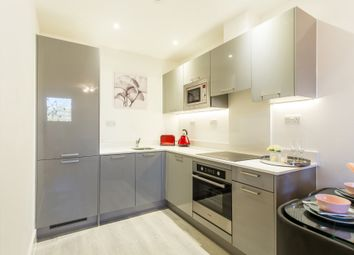 1 bed flat for sale in Avebury Boulevard, Central Milton Keynes MK9