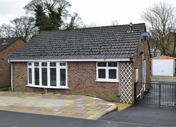 Thumbnail 2 bed detached bungalow for sale in Yokecliffe Drive, Wirksworth, Matlock