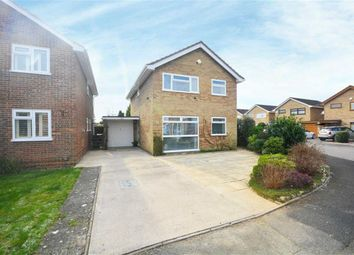 Thumbnail 4 bed detached house for sale in Longland Court, Longlevens, Gloucester