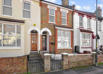 Thumbnail 3 bed terraced house for sale in Gordon Road, Strood, Rochester, Kent