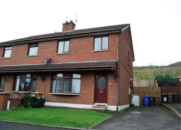 Thumbnail 3 bed semi-detached house for sale in Belfield Heights, Belfast