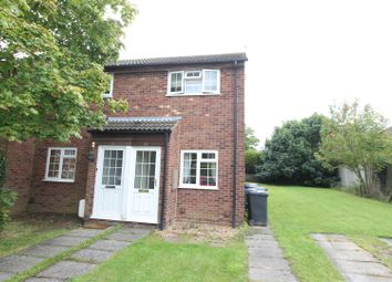 Thumbnail 2 bed flat for sale in Oak Close, Burbage, Hinckley