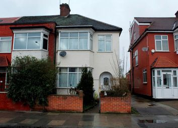 Thumbnail 3 bedroom semi-detached house for sale in Perth Road, Wood Green