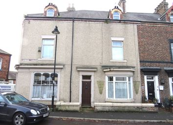 Thumbnail 6 bed end terrace house for sale in Woodbine Terrace, Greatham, Hartlepool