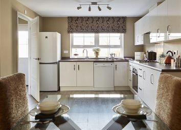 "Thumbnail 4 bed detached house for sale in ""Thornbury"" at Saxon Court, Bicton Heath, Shrewsbury"
