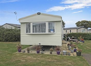 Thumbnail 2 bedroom mobile/park home for sale in Church Lane, Pagham, Bognor Regis, West Sussex