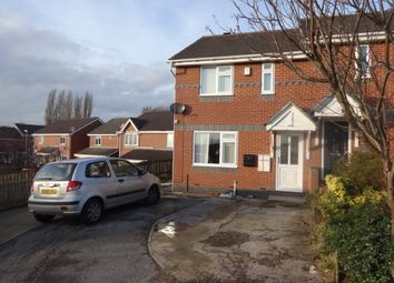 Thumbnail 3 bed semi-detached house to rent in Fairfield Road, Heckmondwike