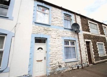 Thumbnail 3 bed terraced house to rent in Topaz Street, Roath, Cardiff