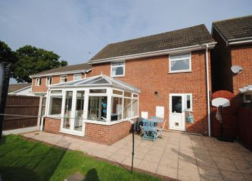 Thumbnail 3 bed detached house for sale in Harrisons Drive, Norwich
