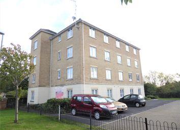 Thumbnail 2 bed flat for sale in Millwater House, 1 Melusine Road, Oakley Park, Swindon