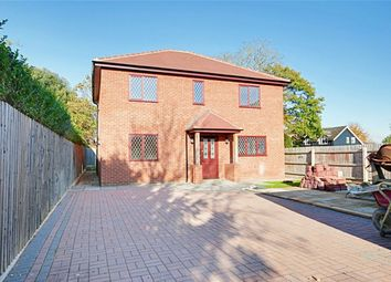 Thumbnail 4 bed detached house for sale in The Forebury, Sawbridgeworth, Hertfordshire