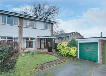 Thumbnail 3 bed semi-detached house for sale in Kenyon Close, Bromsgrove
