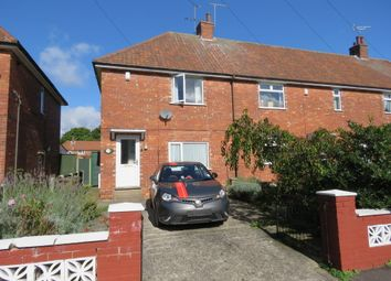 Thumbnail 3 bed semi-detached house for sale in Marlowe Drive, Lincoln