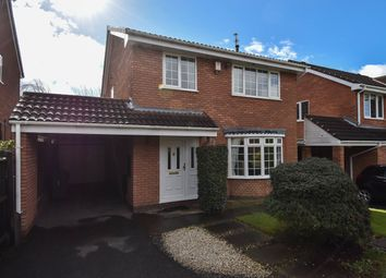 Thumbnail 4 bed detached house for sale in Cornfield Avenue, Stoke Heath, Bromsgrove