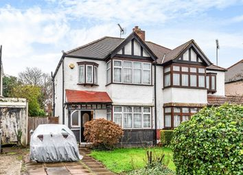 Thumbnail 3 bed semi-detached house for sale in St. Augustines Avenue, Wembley