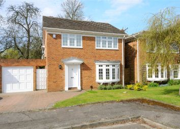 Thumbnail 4 bed detached house for sale in Molesey Park Close, East Molesey, Surrey