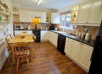 Thumbnail 4 bed terraced house for sale in De Wint Avenue, Lincoln