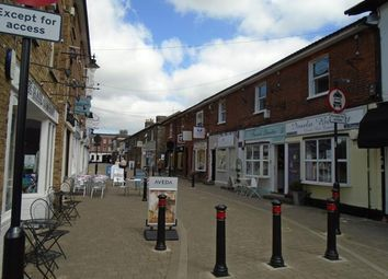 Thumbnail Commercial property for sale in 14/16 Crown Street, Brentwood, Essex