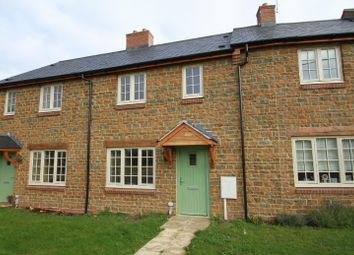 Thumbnail 3 bed terraced house to rent in Long Reed, Canons Ashby Road, Moreton Pinkney