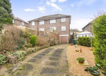 Thumbnail 3 bed semi-detached house for sale in Meltham Road, Marsden, Huddersfield, West Yorkshire