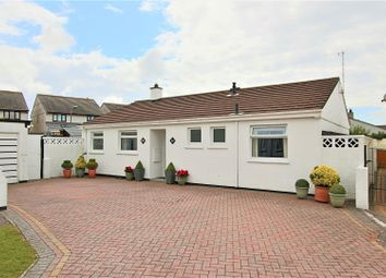 Thumbnail 2 bed detached bungalow for sale in Trerice Drive, Tretherras, Newquay