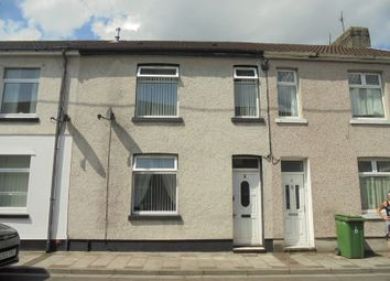 Thumbnail 3 bed terraced house for sale in Violet Street, Aberdare