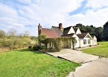Thumbnail 2 bedroom semi-detached house for sale in Weston Road, Weston Longville, Norwich