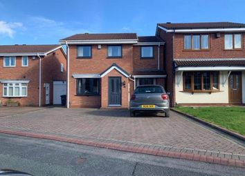 Thumbnail 5 bed detached house for sale in Croxley Gardens, Willenhall, West Midlands
