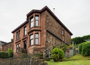 Thumbnail 3 bed flat for sale in Victoria Road, Gourock, Inverclyde