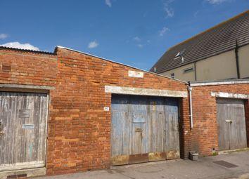Thumbnail Parking/garage for sale in Hardwick Street, Weymouth