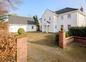 Thumbnail 5 bedroom detached house for sale in Eastgate Park, Necton, Swaffham