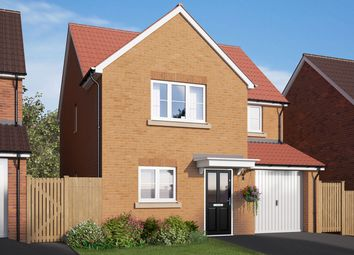 Thumbnail 3 bed detached house for sale in Spellowgate, Driffield