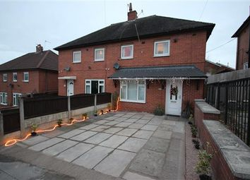 Thumbnail 2 bed semi-detached house for sale in Rochester Road, Sandfordhill, Stoke-On-Trent