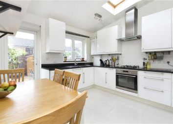Thumbnail 3 bed terraced house to rent in Transom Square, London