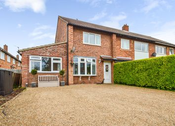 Thumbnail 2 bed semi-detached house for sale in Hill Close, Newmarket