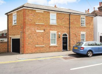 Thumbnail 3 bed terraced house for sale in Hollow Lane, Canterbury