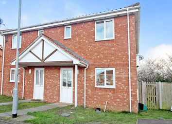 Thumbnail 3 bedroom semi-detached house for sale in Filby Close, Norwich