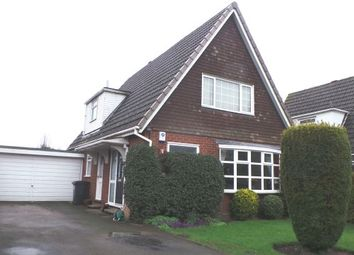 Thumbnail 3 bed detached house for sale in Glebe Fields, Curdworth, Sutton Coldfield, West Midlands