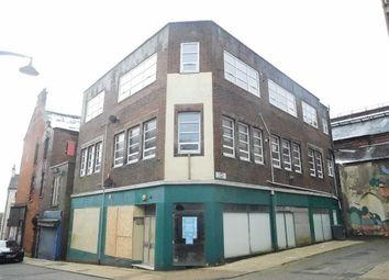 Thumbnail Commercial property for sale in Brickhouse Street, Stoke-On-Trent, Staffordshire